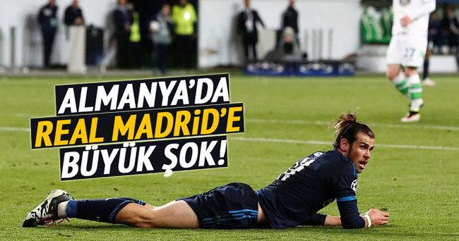 Real Madrid tur şansını zora soktu!