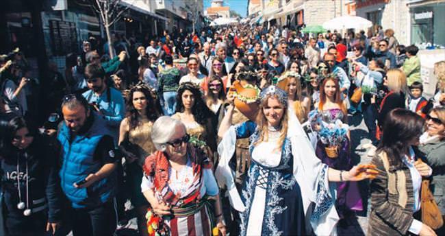 Ot festivali, Alaçatı'da lezzetseverleri buluşturacak