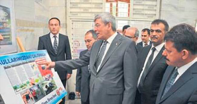 Müsteşar İpek'ten Adana çıkarması