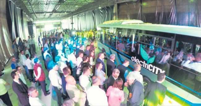 Elektrikli otobüs devrimi