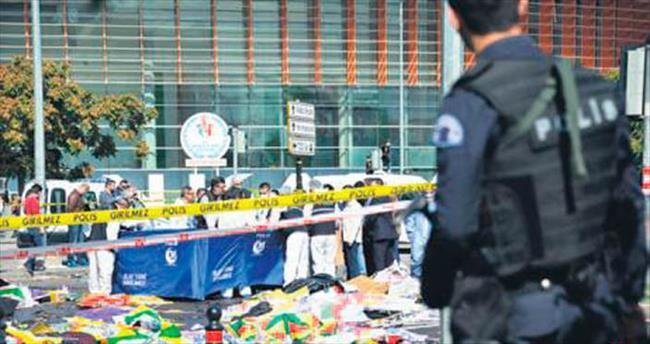 Ankara Garı katliamının faili sınırdan kaçamadı