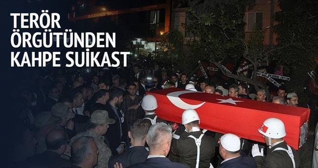 Diyarbakır'da kahpe suikast