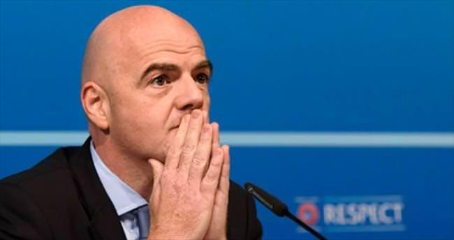 UEFA'yı bastılar