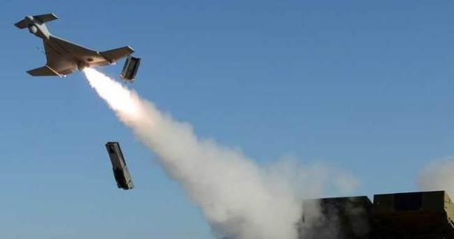 Azerbaycan, Ermeni mevzilerini 'Kamikaze' ile vurdu
