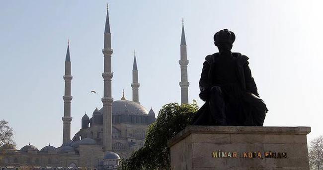 Mimar Sinan'ın ustalık imzası: Selimiye