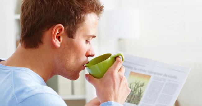 Fazla kafein tüketen baba adayları dikkat