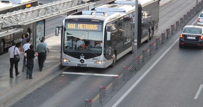 Metrobüs, geceleri E-5'ten gidecek