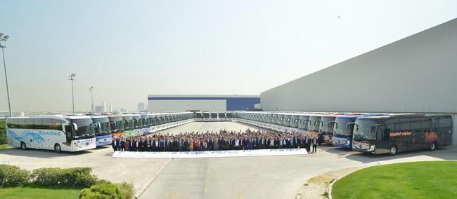 Mercedes-Benz'in Travego'su filolardaki yerini alıyor