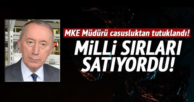 Kırıkkale MKE'de operasyon