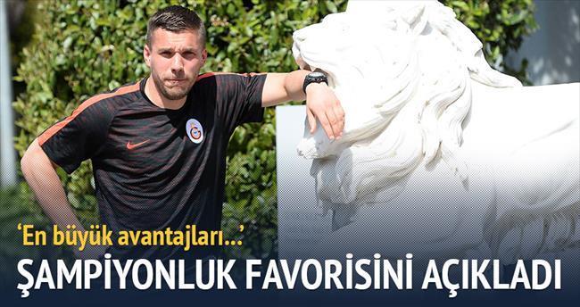 Beşiktaş avantajlı