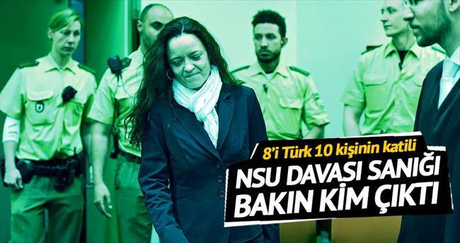 NSU davası sanığı istihbaratçı çıktı