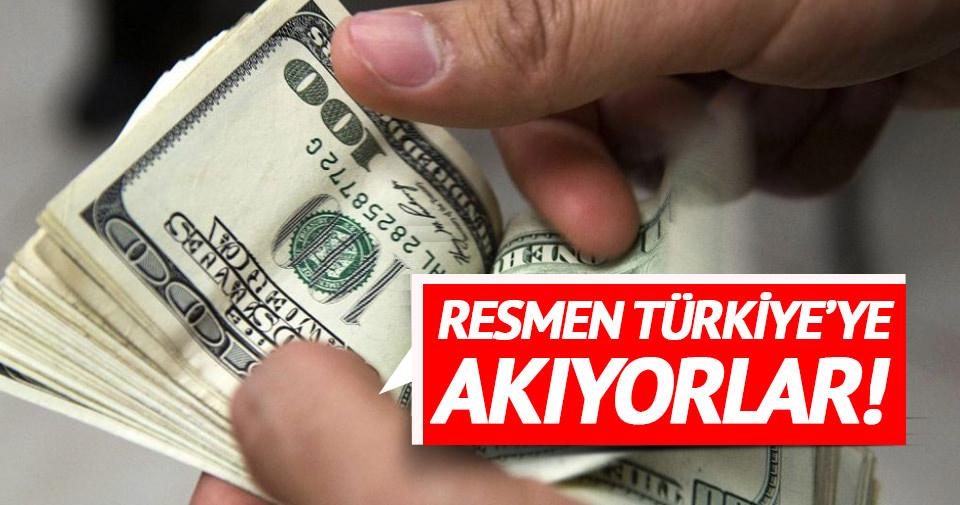 Yabancılar Türkiye'ye akıyor