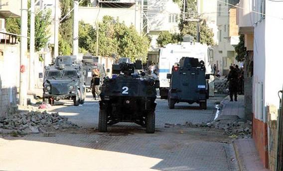 Nusaybin'de 189 terörist öldürüldü