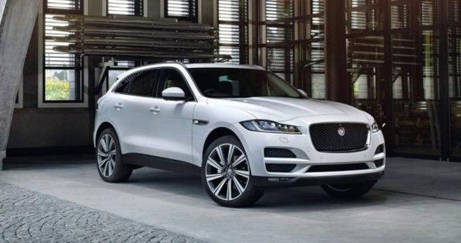 Jaguar F-Pace'in Türkiye fiyatı belli oldu
