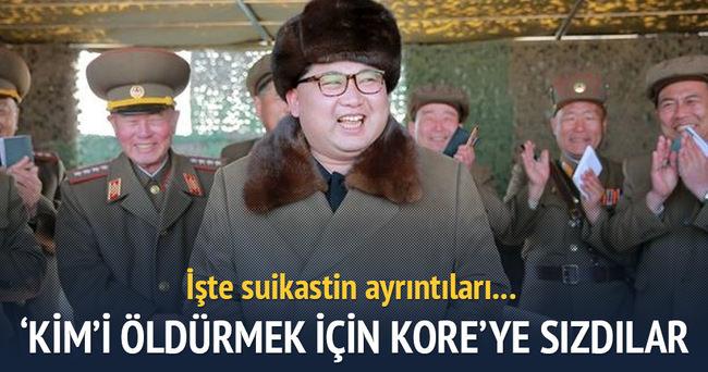Kim Jong'u öldürmek için ülkeye girmeye çalışan tetikçiler yakalandı