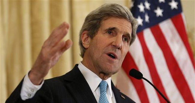 ABD Dışişleri Bakanı John Kerry, Irak'ta