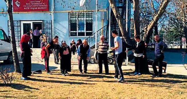 30 ilin huzurevi sakini Antalya'da yarışacak