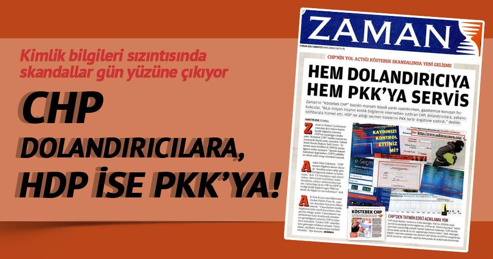 CHP'nin yol açtığı köstebek skandalında yeni gelişme
