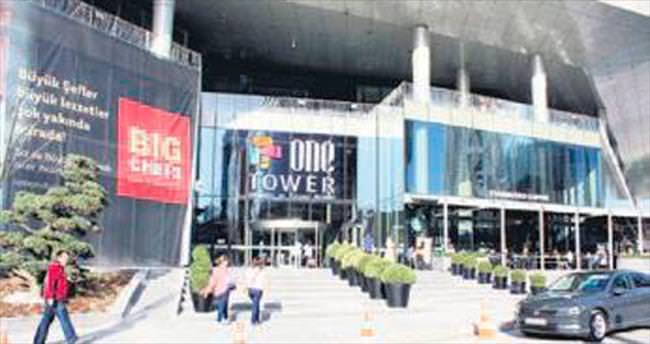 Gurmeler One Tower AVM'de buluşuyor