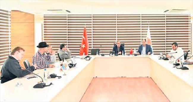 Antalya firmaları İtalya'da üs kurdu