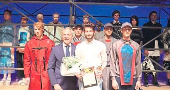 Yetenekli modacılar yarıştı