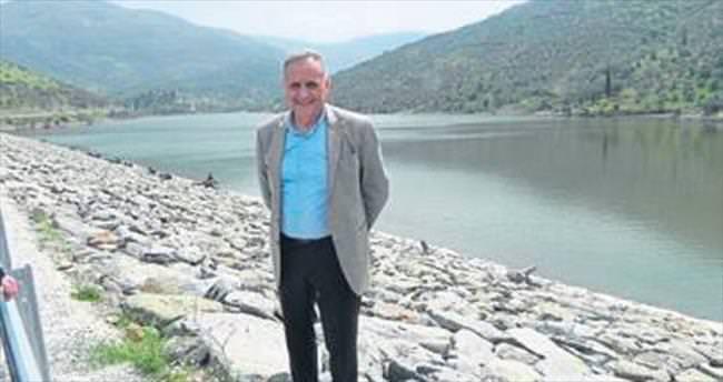 Bademli Barajı'nda doluluk yüzde yüz