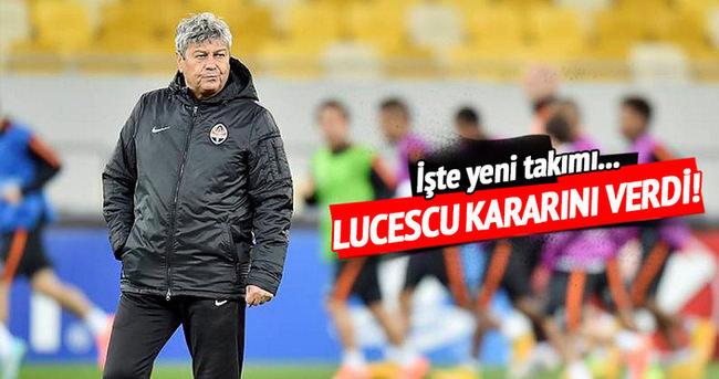 Mircea Lucescu Shakhtar'dan ayrılıyor