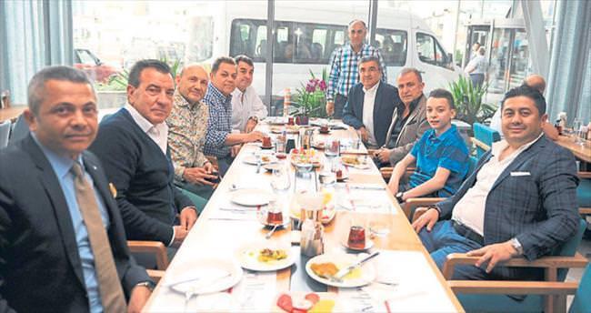 Fatih hocaya Adana tatlısı