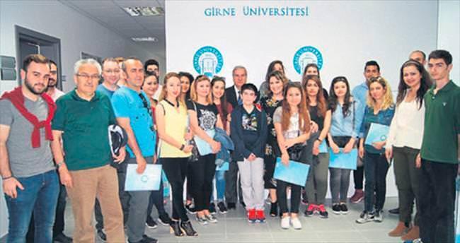 Yavuz Selim Anadolu Lisesi Girne Üniversitesi'nde