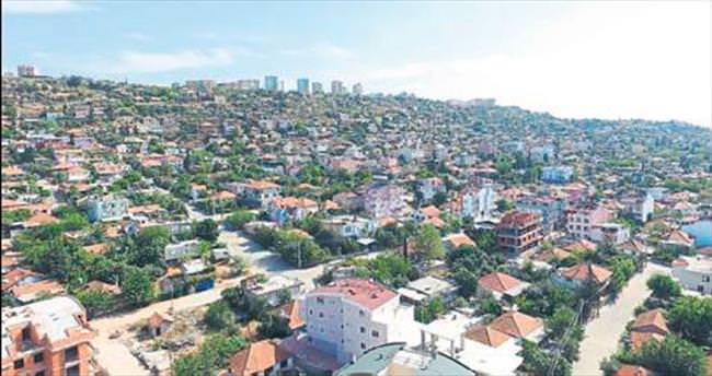 Kepez Erenköy'de şehirleşme başlıyor