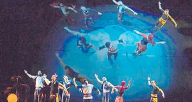 'Anadolu Dansları' breakdansla buluştu