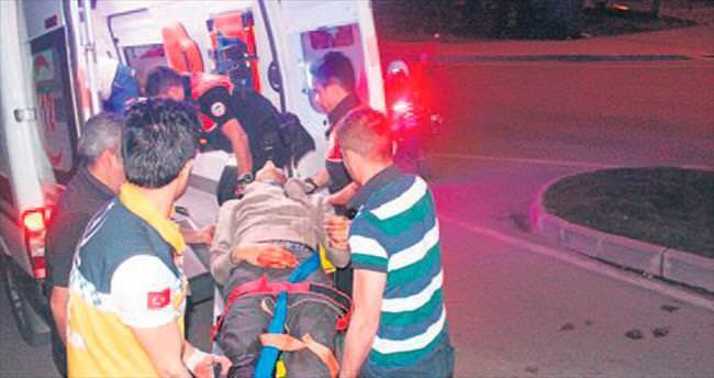Cami avlusunda '50 lira' cinayeti