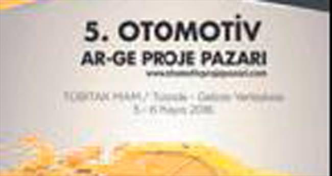 Otomotivde rekabetçi projeler aranıyor