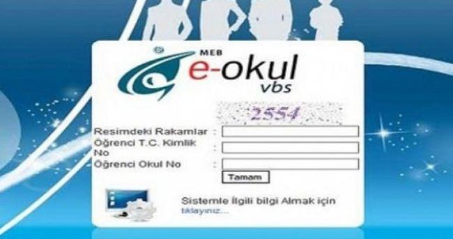 E-Okul yönetim bilgi sistemi şifresi nereden alınıyor?