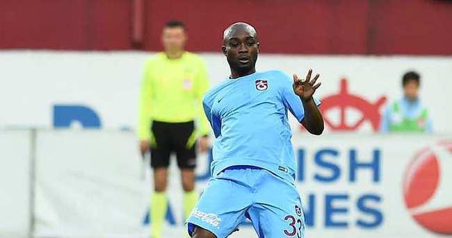 Trabzonspor'dan Akakpo harekatı