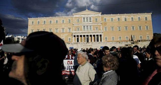 Yunanistan ile AB heyeti 10 saat sonunda anlaşamadı
