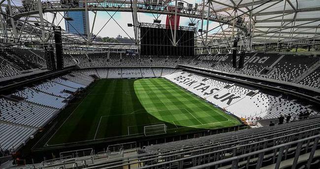 Vodafone Arena'da ilk maç bileti 60 bin TL!