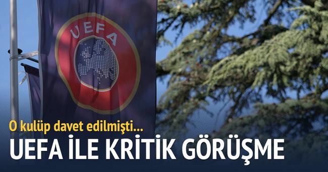 Trabzonspor yeniden UEFA ile görüşmeye gidiyor