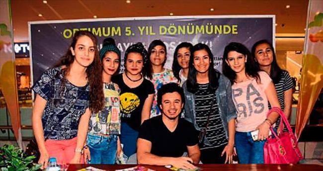 Adana Optimum'da Buray rüzgarı esti