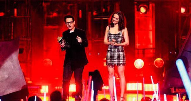 MTV Film Ödülü 'Yıldız Savaşları'na