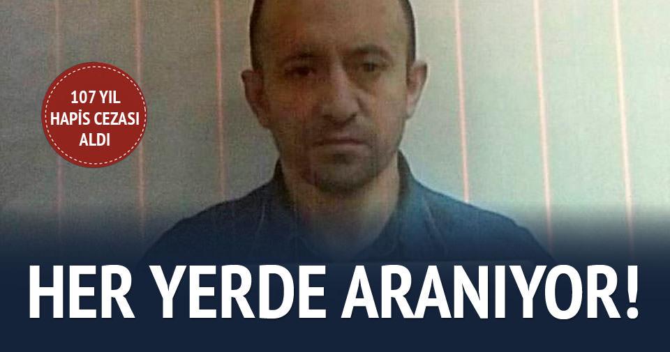 Hastaneden firar eden Hünkar Karataş'a 107 yıl hapis