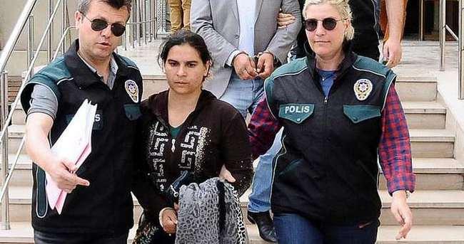 Uyuştucu taciri kadın yakalandı