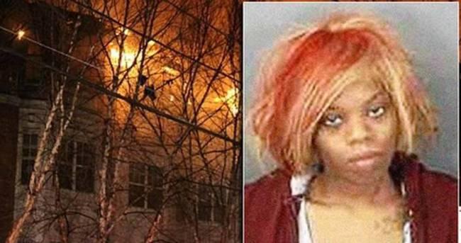 Erkek arkadaşının eşcinsel olduğunu öğrenen kadın evi yaktı