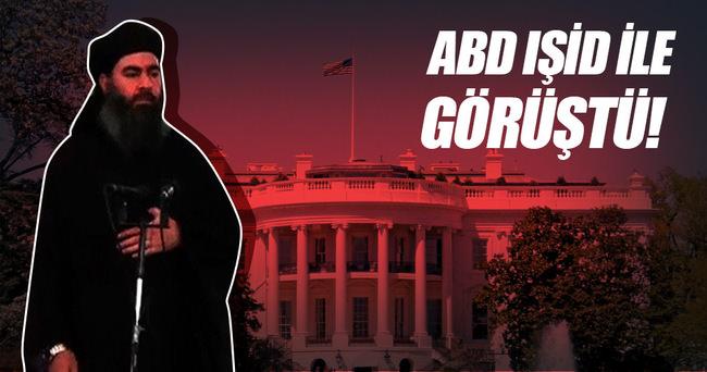 ABD gizlice IŞİD ile görüşmüş!