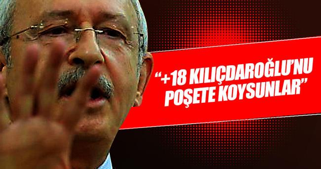 Kılıçdaroğlu'na sosyal medyadan tepki yağıyor!