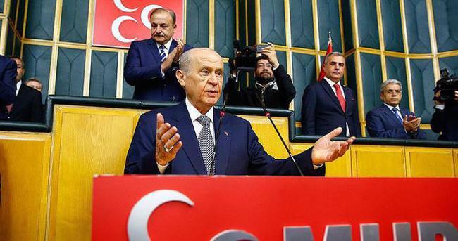 Bahçeli MYK üyeleri ve il başkanlarını Ankara'da toplayacak