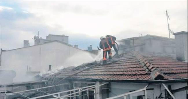 Büyükşehir İtfaiyesi kış raporunu açıkladı