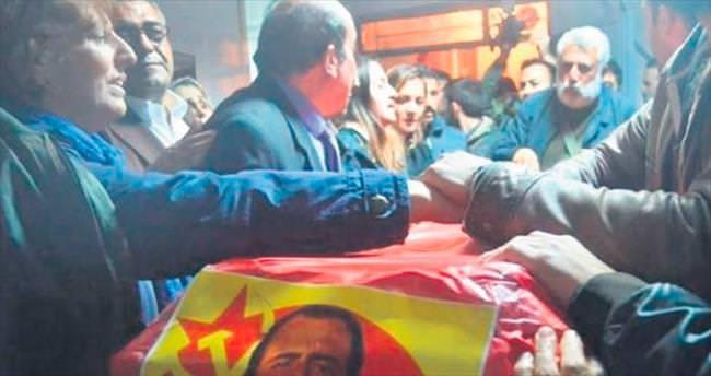 'Teröre destek CHP'yi yaktı'