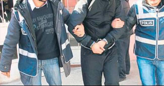Dolandırıcılıktan 15 kişi gözaltında
