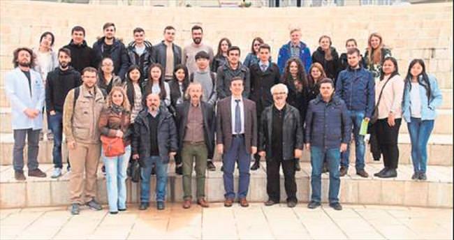 PAÜ'ye 32 yabancı misafir öğrenci geldi